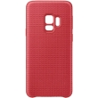 samsung hyperknit cover fabric ef gg960fr for galaxy s9 red photo