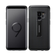 samsung protective standing cover ef rg960cb for galaxy s9 black photo