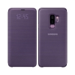 samsung led view cover ef ng965pv for galaxy s9 violet photo