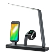 4smarts charging station with led lamp loomidock for apple devices photo