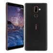 kinito nokia 7 plus 64gb 4gb dual sim black copper gr photo
