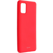 roar colorful jelly back cover case for samsung galaxy a51 hot pink photo