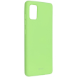 roar colorful jelly back cover case for samsung galaxy a51 lime photo