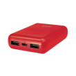 4smarts power bank volthub go 10000mah red photo