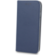 smart magnetic flip case for huawei p40 lite e navy blue photo