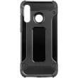 forcell armor back cover case for huawei p40 lite e black photo