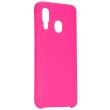 forcell silicone back cover case for huawei p40 lite e hotpink photo