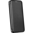 forcell book elegance flip case for huawei p40 lite e black photo