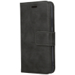 forever classic leather book flip case for for iphone 11 pro max black photo