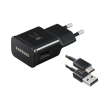 samsung travel charger ep ta200eb 2a type c cable black bulk photo