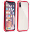 magneto back cover case for samsung a51 red photo