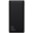 baseus bipow powerbank 10000mah quick charge 30 pd 18w black photo