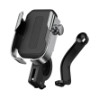 baseus armor motorcycle bicycle holder silver photo