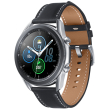 samsung galaxy watch 3 r840 45mm stainless steel mystic silver photo