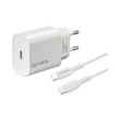 4smarts fast charging set 20w with 15m usb c to usb c cable photo