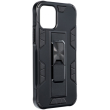 forcell defender back cover case stand for iphone 11 pro max black photo