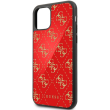 guess original faceplate back cover case guhcn584ggpre iphone 11 pro red photo