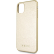 guess original faceplate back cover case guhcn65iglgo iphone 11 pro max gold photo