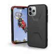 uag urban armor gear civilian back cover case for apple iphone 11 pro max black photo