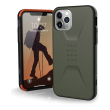 uag urban armor gear civilian back cover case for apple iphone 11 pro max olive drab photo