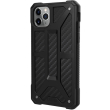 uag urban armor gear monarch back cover case for iphone 11 pro max carbon fiber photo