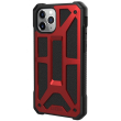 uag urban armor gear monarch back cover case for iphone 11 pro max red photo