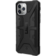 uag urban armor gear pathfinder back cover case for iphone 11 pro max black photo