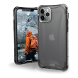 uag urban armor gear plyo back cover case for iphone 11 pro max black transparent photo