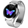 smartwatch oromed smart lady silver photo