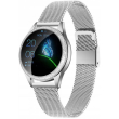 smartwatch oromed oro smart crystal silver photo