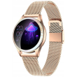 smartwatch oromed oro smart crystal gold photo