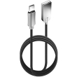 forcell c803 cable usb type c 30 smart 24a 1m photo