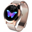 smartwatch oromed smart lady gold photo