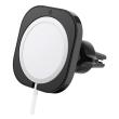 spigen magfit car charger holder for apple magsafe black photo