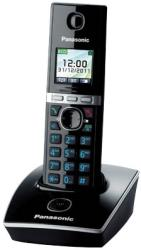 panasonic dect kx tg8051 black photo