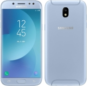 kinito samsung galaxy j7 2017 j730 dual sim blue silver gr photo