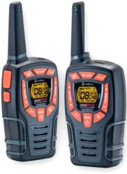 cobra am845 10km twin two way pmr radios