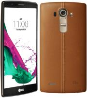 kinito lg g4 h815 32gb leather brown gr photo