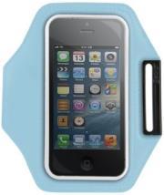 thiki gecko active armband apple iphone 5 blue plastic photo