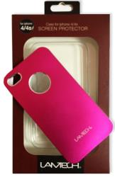 lamtech lam050806 hardcase for iphone 4 4s pink plastic photo