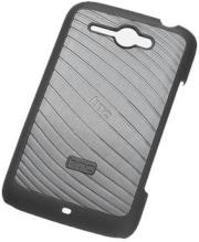 hard case htc hc c750 one v black plastic photo