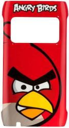 nokia hard cover cc 5000 angry birds for n8 red photo