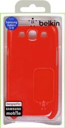 belkin f8m402cwc05 shield for samsung galaxy s iii ruby tpu photo