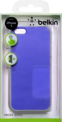 belkin f8w300vfc02 cover shield gia iphone 5 transparent ultra thin purple photo