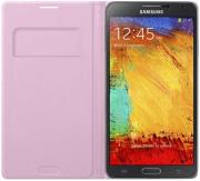 samsung flip case leather ef wn900bi for galaxy note 3 n9005 blush pink photo