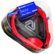 nokia wh 520 coloud knock stereo headset red photo