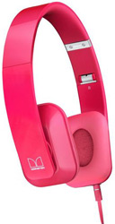 nokia wh 930 purity hd stereo headset by monster beats audio fuchsia photo