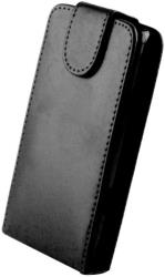 leather case for samsung s7570 s7572 black photo