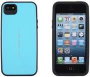 skliri thiki goospery apple iphone 5 5s focus series light blue photo