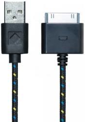 connect it ci 229 premium usb to 30pin cable 1m black photo